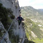 Via ferrata Buis 3